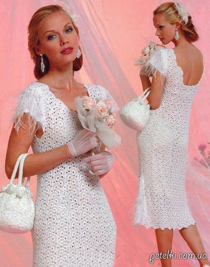 Платья кружевное выкройка