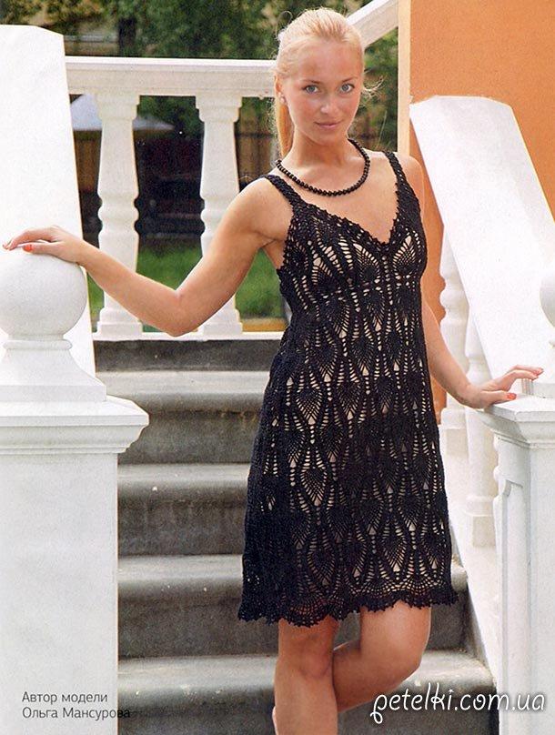 Вязаные летние юбки крючком со схемами фото 689