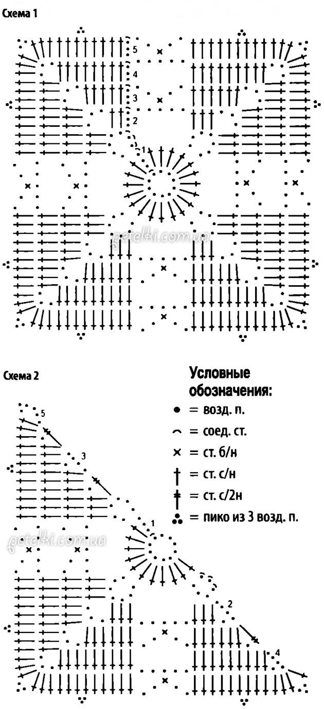 бактус крючком схема и описание фото