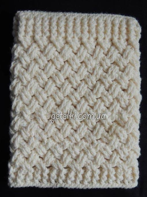 Схема вязание плетенок